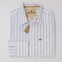 NEW Hollister Men's Striped Shirt