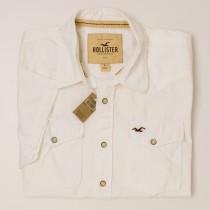 Hollister S/S Western Shirt Men's L - Large