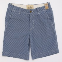 Hollister Check Shorts