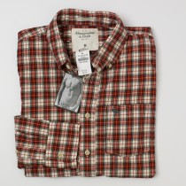 Abercrombie & Fitch Plaid Classic Shirt