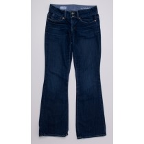 Gap 1969 Perfect Boot Jeans Women's 25/0p - Petite