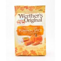 Werther's Original Pumpkin Spice Soft Caramels net wt. 8.57 oz