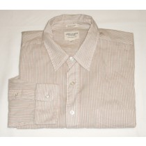 American Eagle Vintage Slim Fit Striped Shirt Men's Extra Large - XL