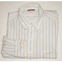 American Eagle Striped Shirt Men's Extra Small - XS