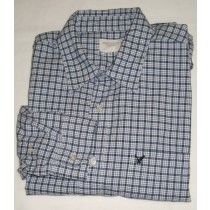 American Eagle Plaid Shirt Men's Extra Large - XL