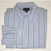 American Eagle Striped Shirt Men's Medium - M
