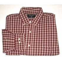American Eagle Plaid Shirt Men's Large - L