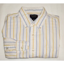 American Eagle Striped Shirt Men's Small - S