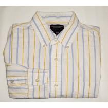 American Eagle Striped Shirt Men's Small - S
