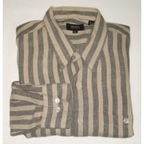 Boss by Hugo Boss Linen Blend Shirt - Extra Large