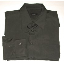 Boss by Hugo Boss Deep Green Shirt - 17.5
