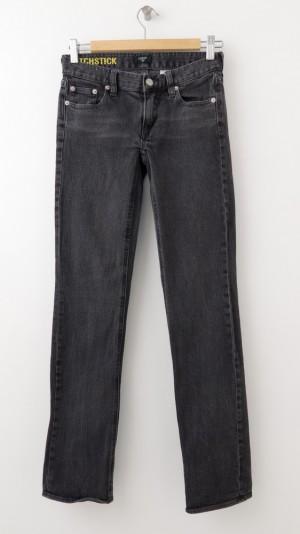 J. Crew Matchstick Jeans Women's 25