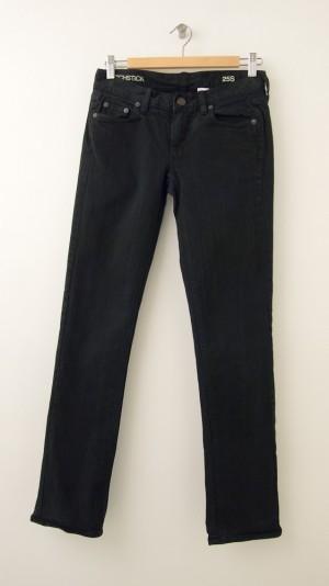 J. Crew Matchstick Jeans Women's 25S - Short