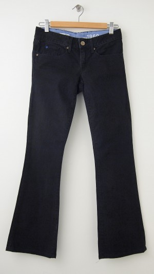 Gap 1969 Curvy Jeans Women's 26/2 (Taken-In)