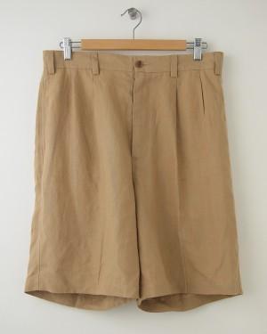 Daniel Cremieux Linen Shorts Men's 32