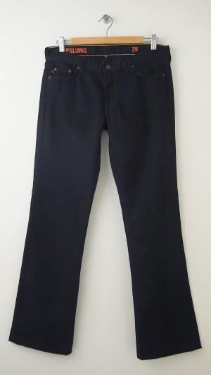 J. Crew Hipslung Jeans Women's 29 (hemmed)