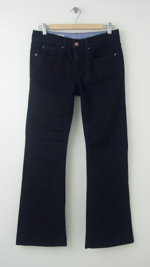 Gap 1969 Long & Lean Jeans Women's 27/4 (hemmed)