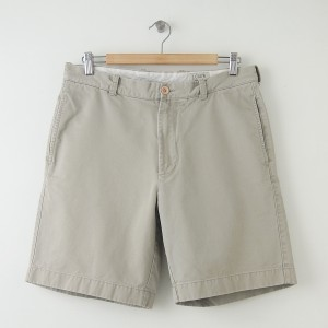 J. Crew Essential Chino Shorts Men's Size 33W