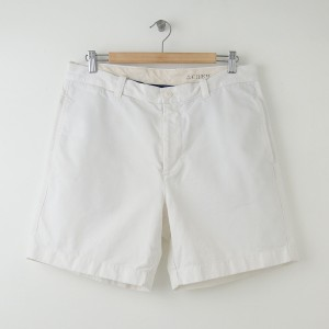 J. Crew Broken In Regular Fit Khaki/Chino Shorts Men's Size 34W