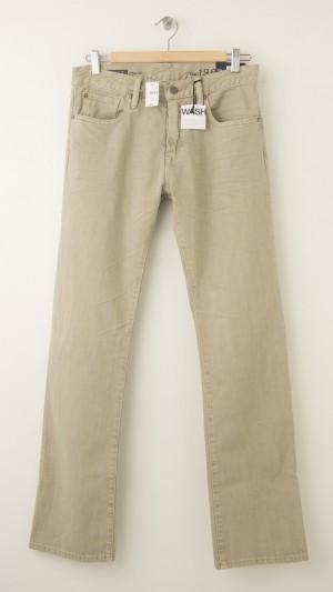 NEW Gap Men's 1969 Straight Jeans in Stone