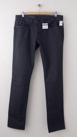 NEW Gap Men's 1969 Super Skinny Fit Jeans in Clean Grey