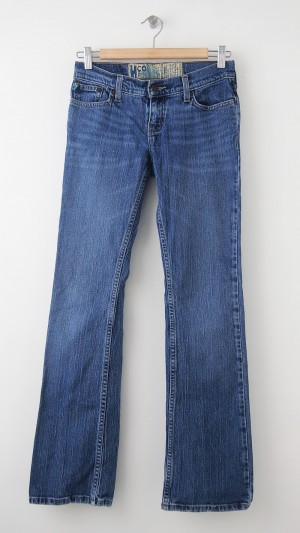 Hollister Boot Jeans Women's 1S - Short
