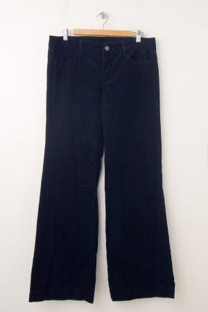 J. Crew City Fit Corduroy Pants Women's 8