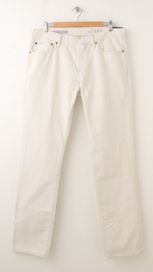 NEW Gap 1969 Authentic Skinny Jeans in Natural