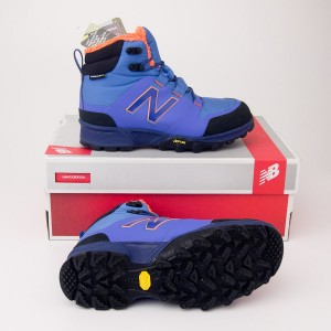 New Balance Women's 1099 Winter Hiking Boot in Blue WO1099BO