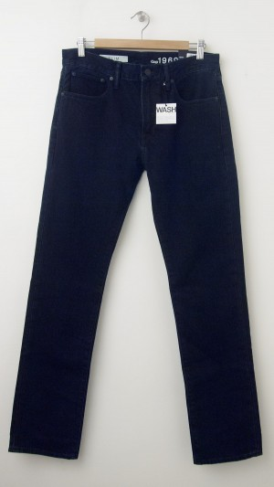NEW Gap 1969 Slim Fit Jeans in Steele Wash