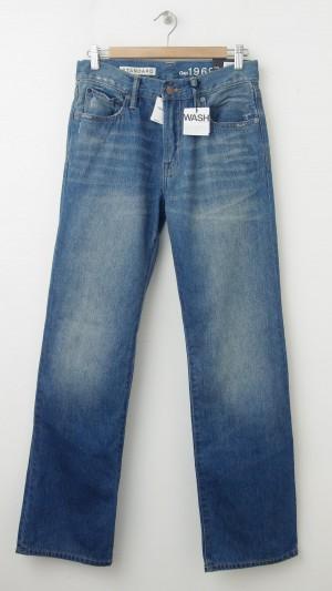 NEW Gap 1969 Standard Fit Jeans in Blue Stone