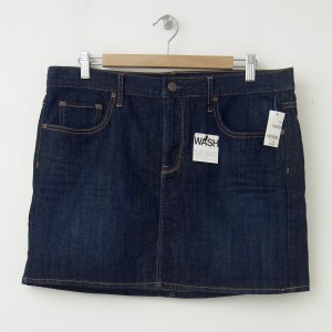 NEW Gap 1969 Denim Mini Skirt in Topaz WashNEW Gap 1969 Denim Mini Skirt in Topaz Wash