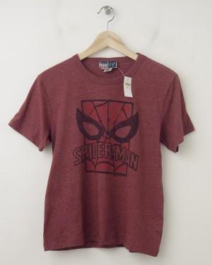 NEW GapKids Junk Food Superhero Spider Man Tee T-Shirt in Red