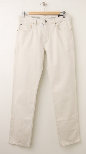 NEW Gap 1969 Straight Fit Jeans in Natural