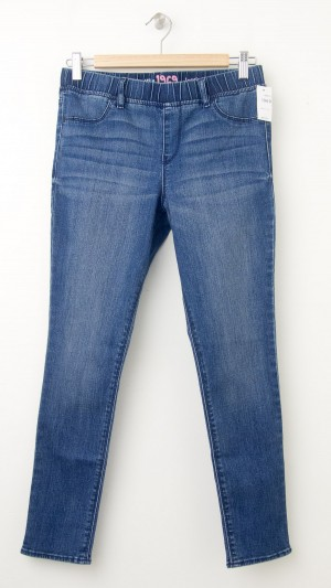 NEW GapKids Girl's 1969 Legging Jeans in Medium Wash