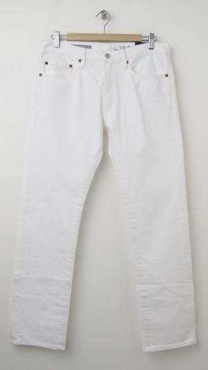 NEW Gap 1969 Slim Fit Jeans in White