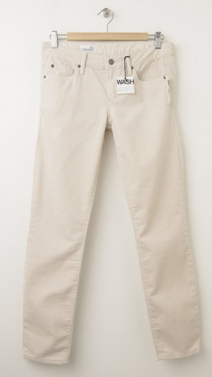 Gap 1969 Always Skinny Cords Corduroy Pants in Light Tundra