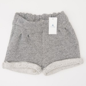 NEW babyGap Marled Cuff Shorts in Grey Marl