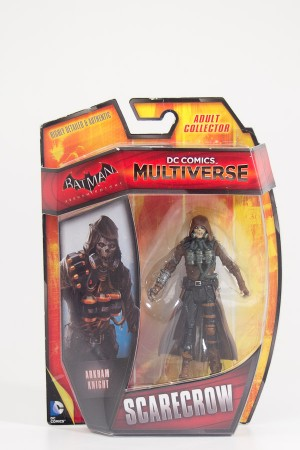 DC Comics Multiverse Arkham Knight Scarecrow Action Figure