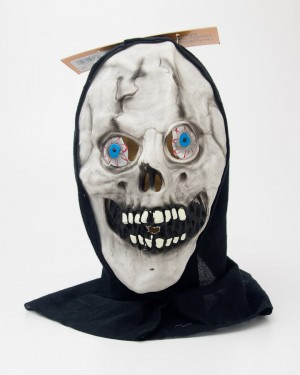 Spooky Village Grisly Ghoul Mask for Adults