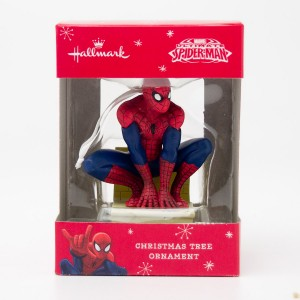 Hallmark Spider-Man Christmas Tree Ornament 2015