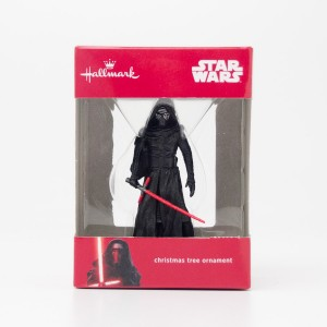 Hallmark Star Wars Kylo Ren Christmas Tree Ornament 2016