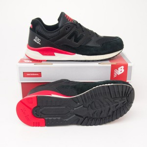 New Balance Men's 530 Elite Edition Lost Classics Running Shoes M530LC in Black