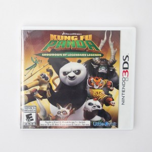 Kung-Fu Panda Showdown of Legendary Legends for Nintendo 3DS