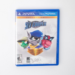 Sly Cooper Collection for PlayStation Vita