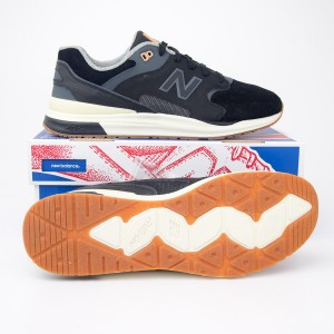 New Balance Men's 1550 REVlite Suede Running Shoes ML1550SB