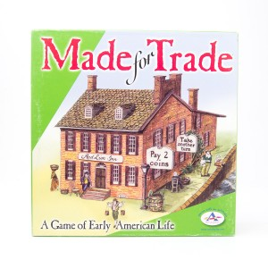 Aristoplay Made for Trade: A Game of Early American Life