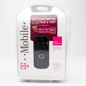 T-Mobile Nokia 1661 Prepaid Cellphone