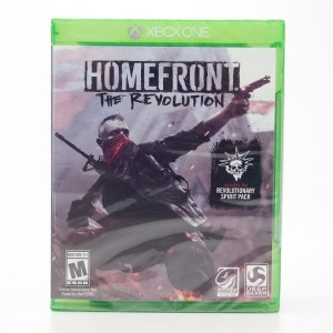 Homefront The Revolution for Microsoft Xbox One