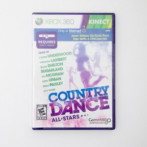 Country Dance All Stars for Microsoft Xbox 360